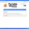 Running Ubuntu On Windows XP With Portable Ubuntu