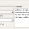 Using Custom Service Object In Firewall Builder
