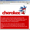 Installing Cherokee With PHP5 And MySQL Support On Debian Lenny