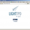 Installing Lighttpd With PHP5 And MySQL Support On Fedora 11