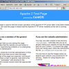 Installing Apache2 With PHP5 And MySQL Support On CentOS 5.5 (LAMP)