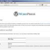 Running WordPress On Nginx (LEMP) On Debian Squeeze/Ubuntu 11.04