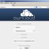 Running ownCloud 5.0 On Nginx (LEMP) On Debian Wheezy