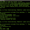 Installing NLTK and using it for Human language processing