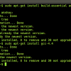 Installing Network Simulator 2 (NS2) on Ubuntu 14.04