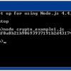 Node.js Crypto