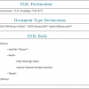 XML Interview Questions