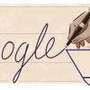 Ladislao José Biro Google doodle honors the inventor of the ballpoint pen