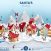 NORAD Santa Tracker Starts Its Countdown