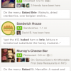 Foursquare Adds Menu Items To Search Capability