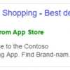 Bing Ads starts testing app install ads in the US