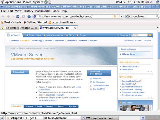 vmware server free download for windows 10