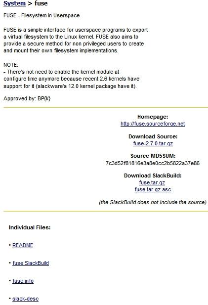 slackbuilds.fuse.page