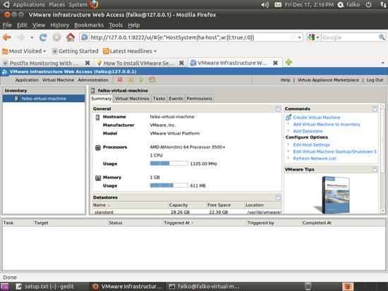 vmware server serial number 2.0.2