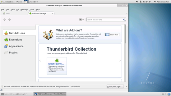 The Perfect Business Desktop – CentOS 7 – Kreation Next