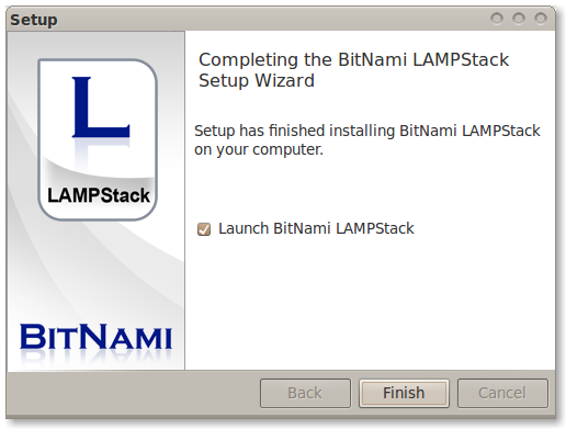Lampstack_installed