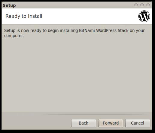WordpressReadytoinstall