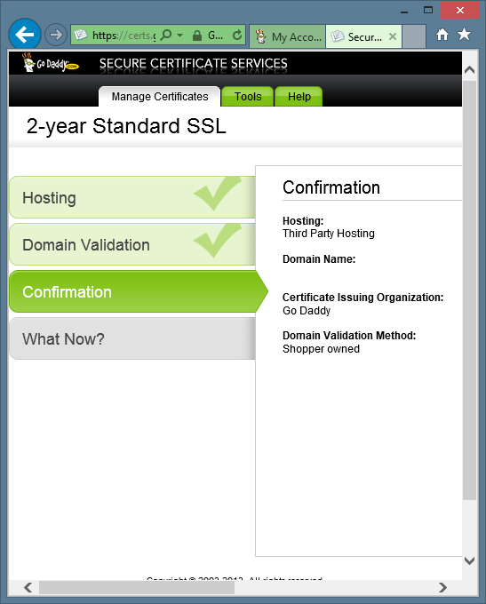 Secure Ispconfig 3 And Services With Godaddy Signed Certificate On
