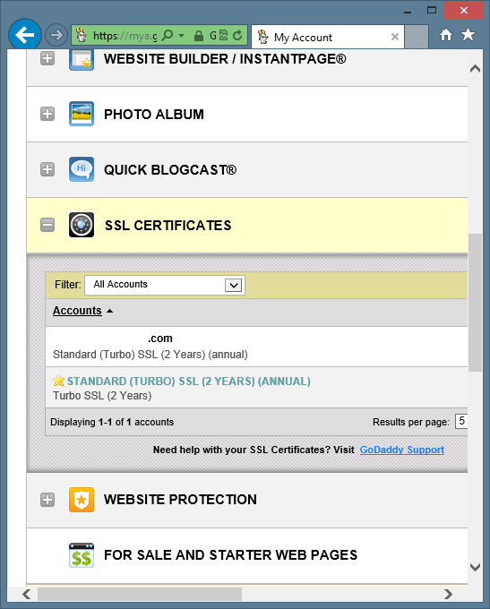 Secure ISPConfig 3 And Services With GoDaddy Signed Certificate On ...