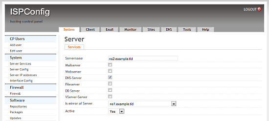 Virtual Multiserver Environment With Dedicated Web & MySQL, Email ...
