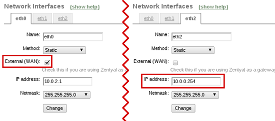 network-interfaces