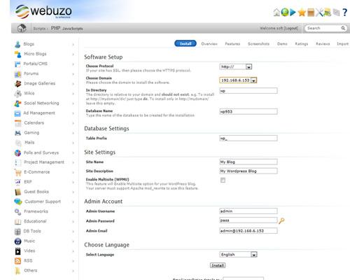webuzo_wp2