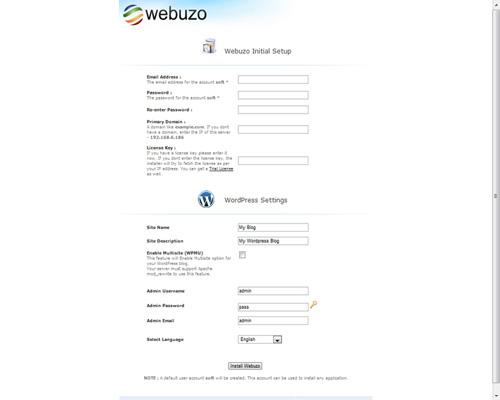 webuzo_wp8