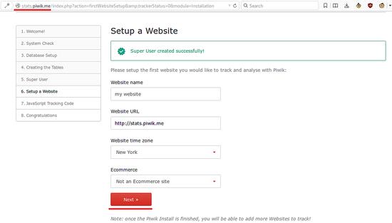 Add_First_Website