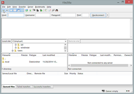 Filezilla_open_file_manager