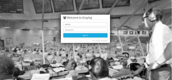 Graylog_Login