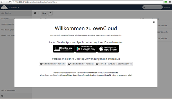 owncloud_welcome