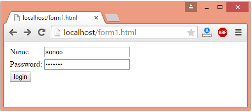 php-form