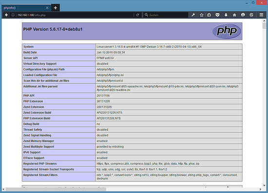 php_info