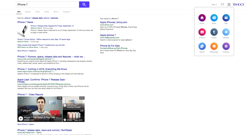 yahoo-tests-a-new-serp-interface