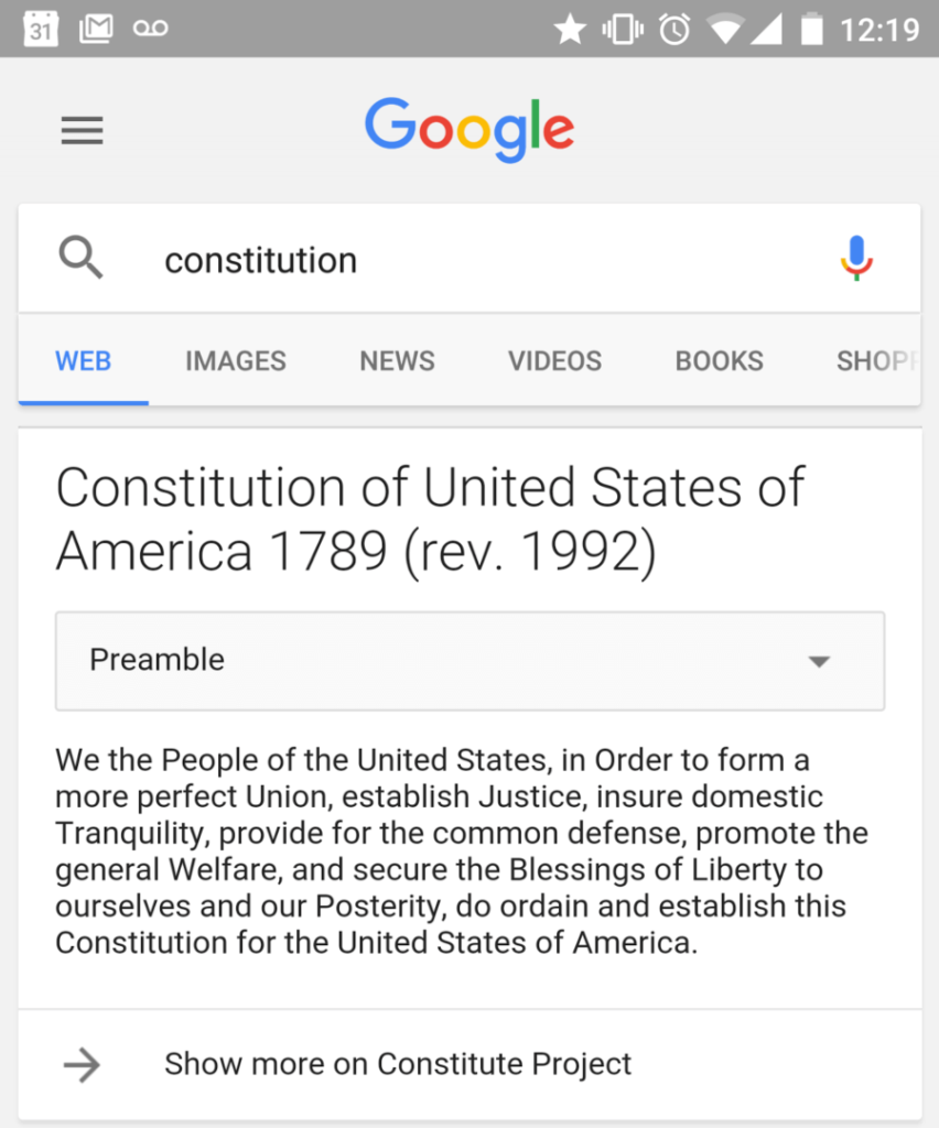 constitution-sesarch-result