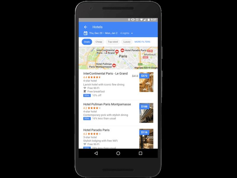 google-flights-hotel-updates