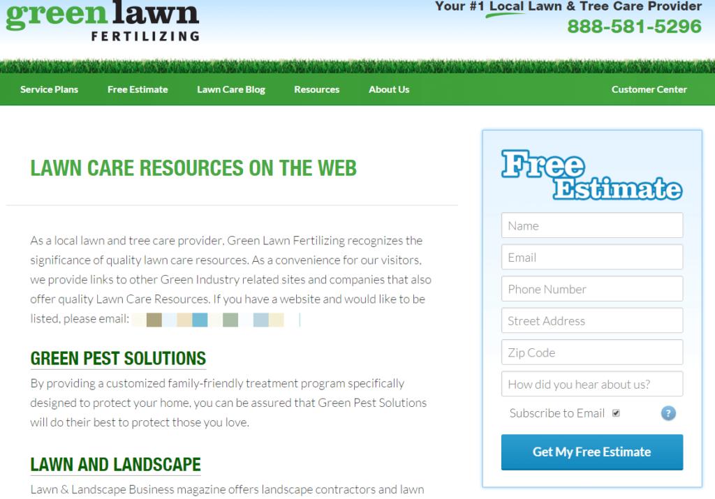 greenlawn-example