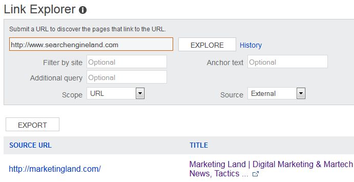 link-tool