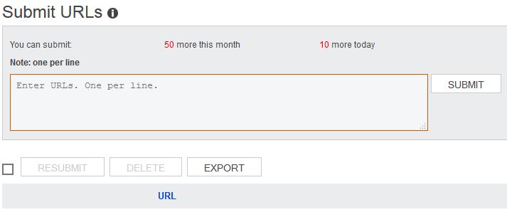 submit-urls