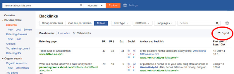 backlinks-ahrefs
