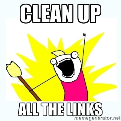 cleanup-all-the-links