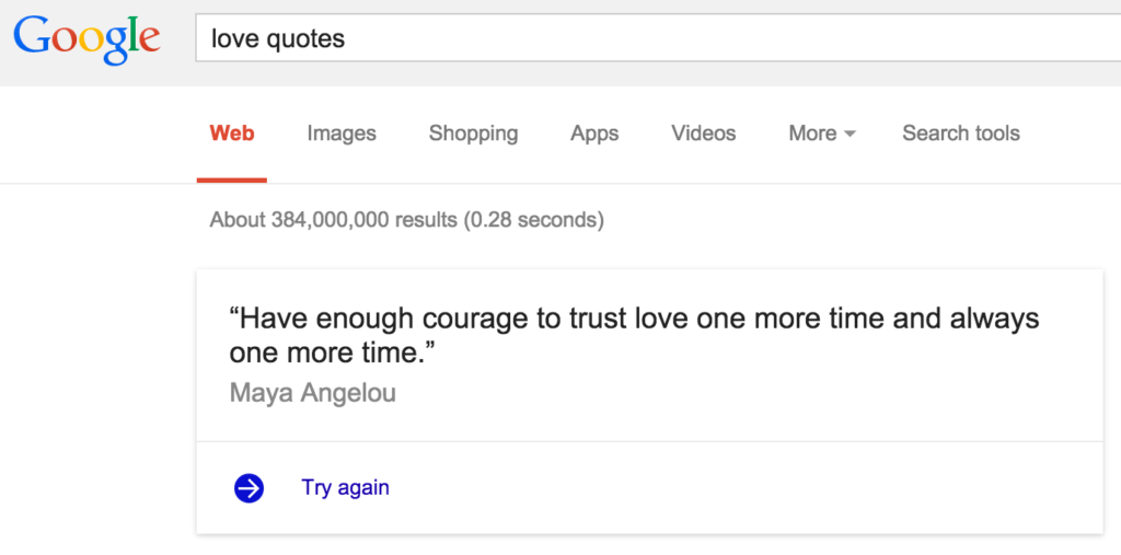 google-answers-links-love-quotes