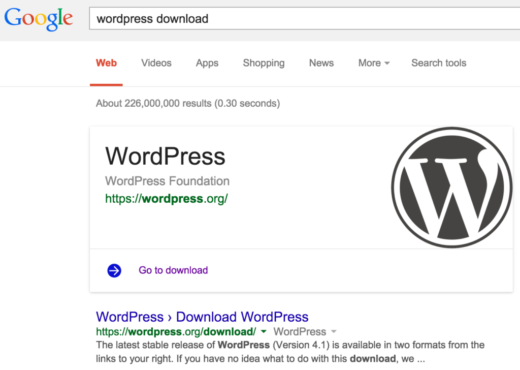 google-answers-links-wordpress