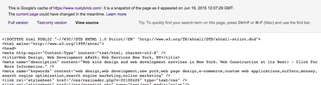 google-cache-new-source