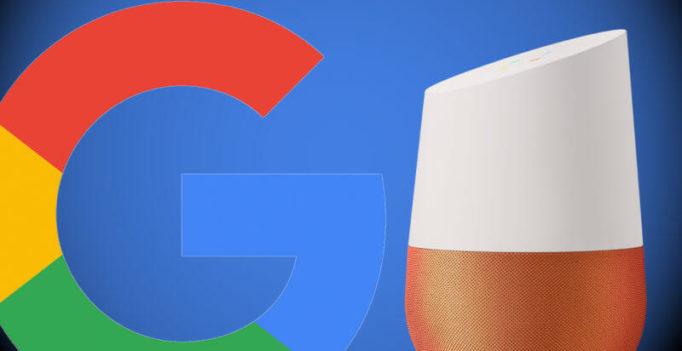 Google Home responding with featured snippets