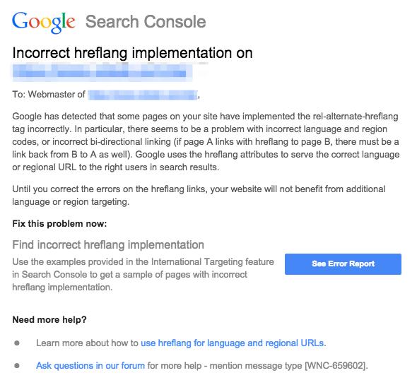 google-incorrect-hreflang-implementation