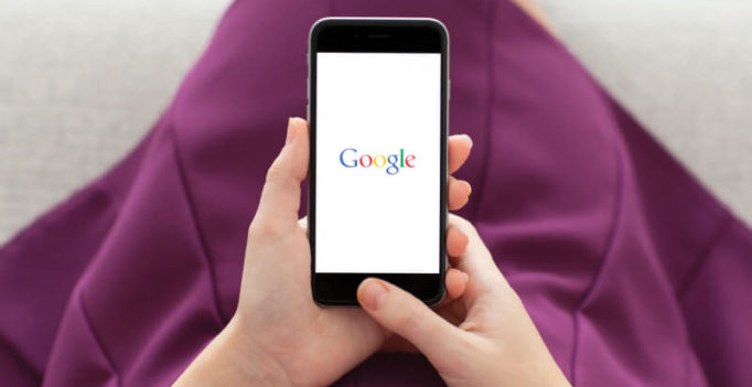 """Google Search iOS App Adds """"I'm Feeling Curious"""" To 3-D Touch"""