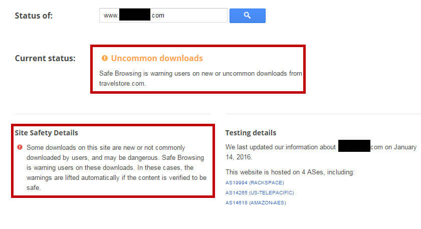 google-transparency-diagnostic-tool