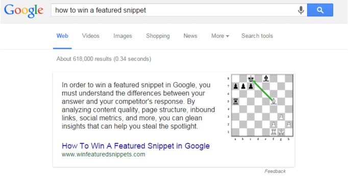 Swapped Out: Losing A Google Featured Snippet [Case Study]