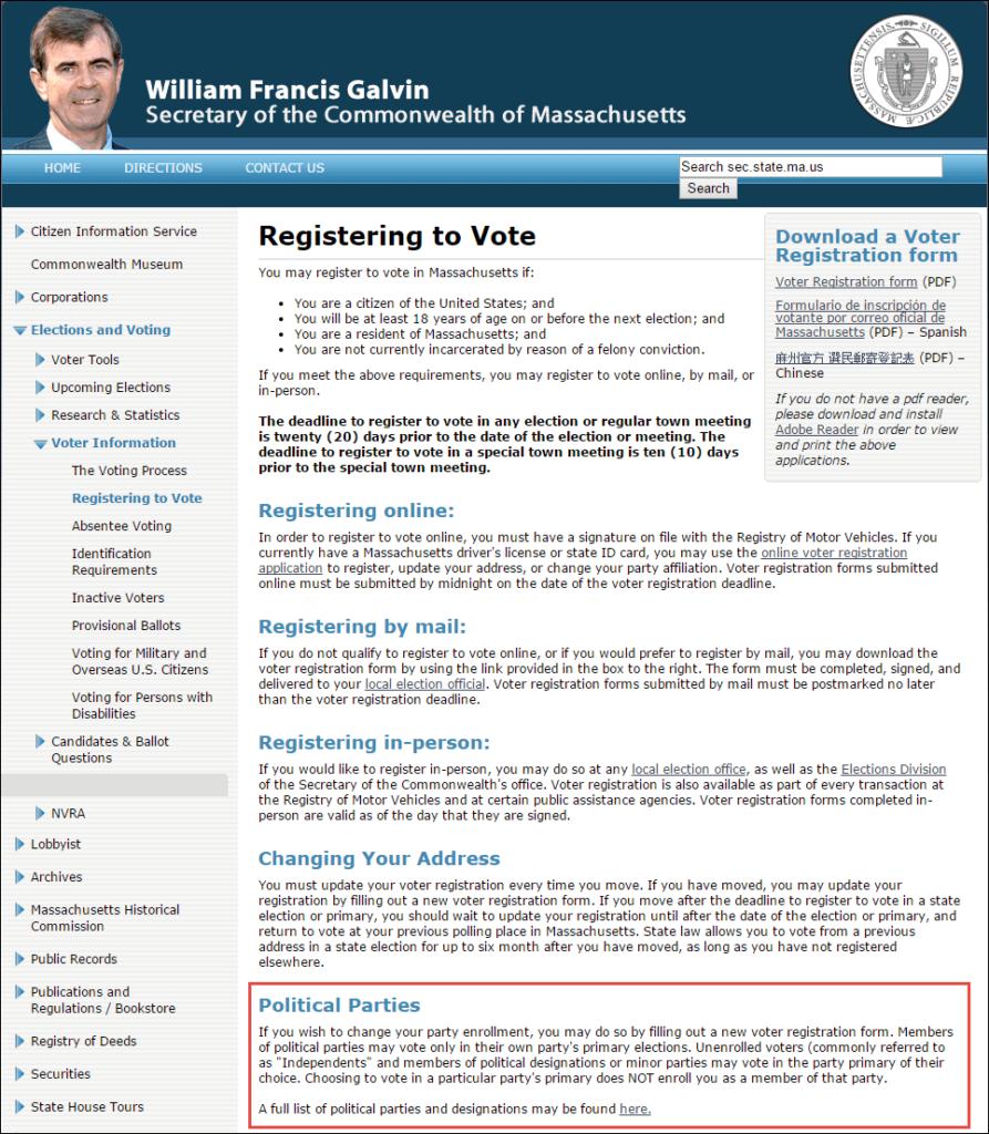 massachusetts-voter-registration-page